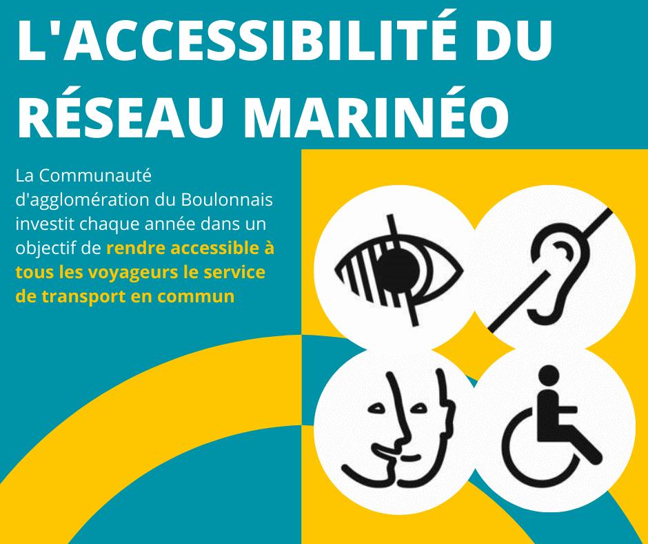 La Communauté d'agglomération du Boulonnais investit chaque année dans un objectif de rendre accessible à tous les voyageurs le service de transport en commun.