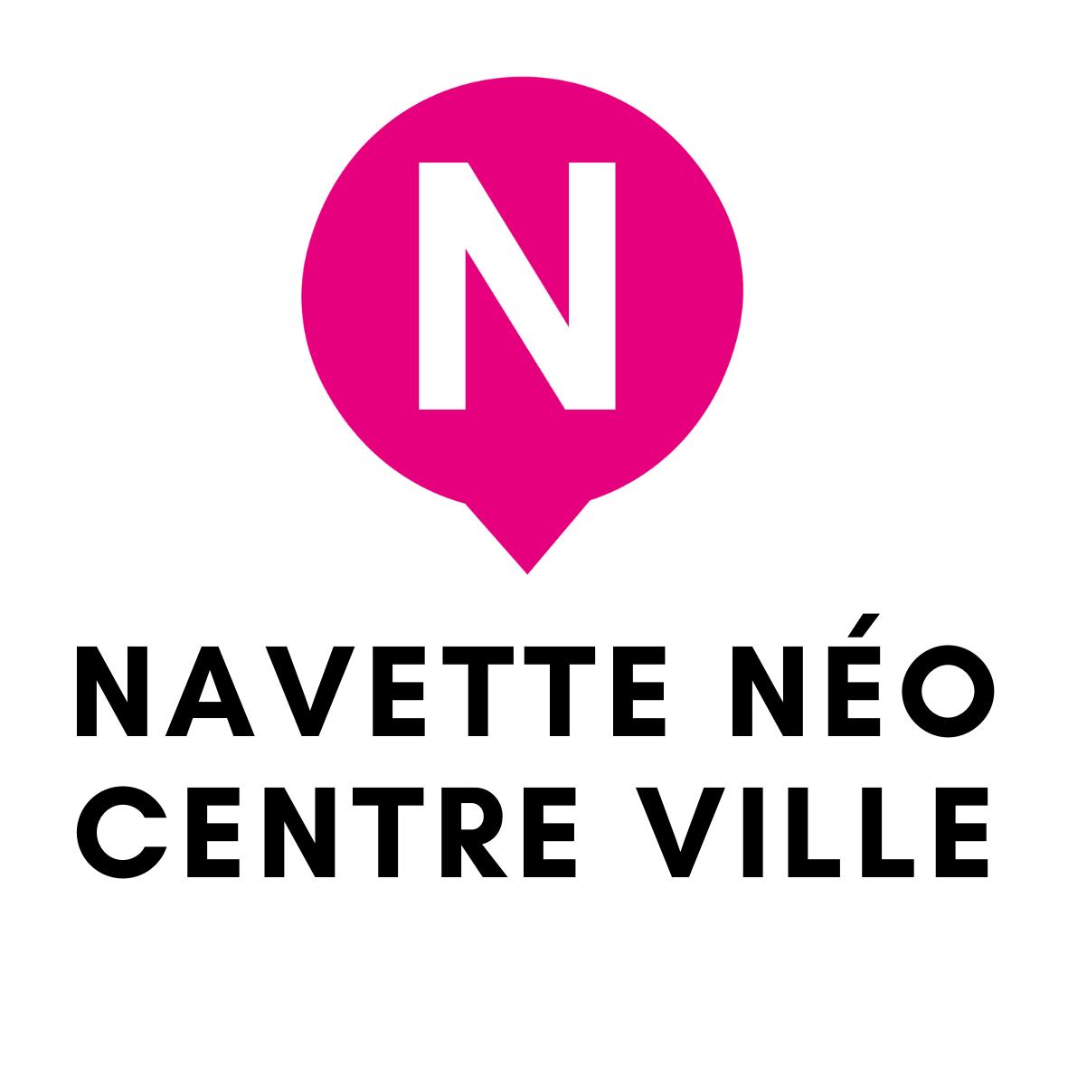 Ligne N - navette néo centre ville
