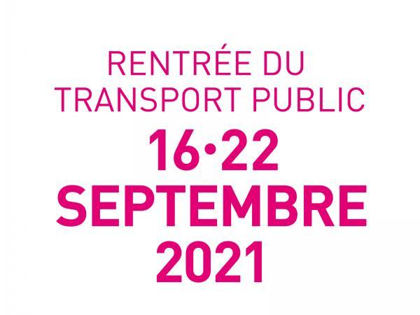Rentrée du Transport Public 2021