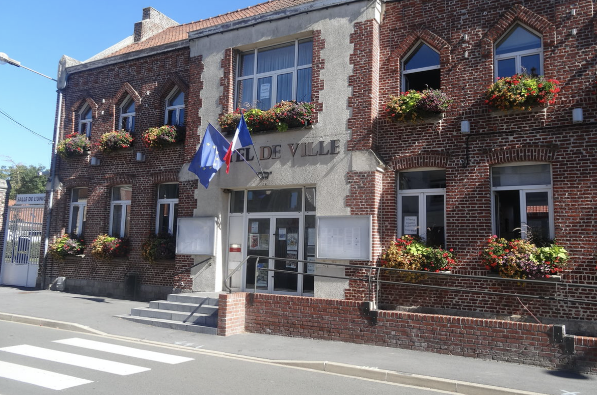 Aulnoy Mairie