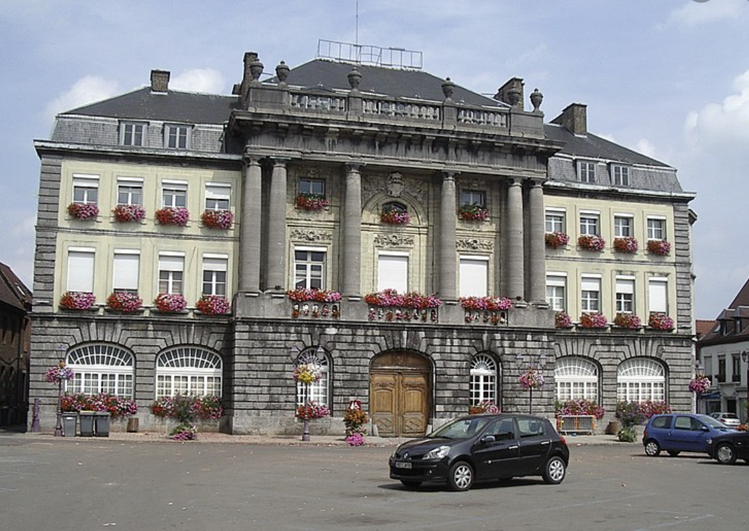 condé Mairie