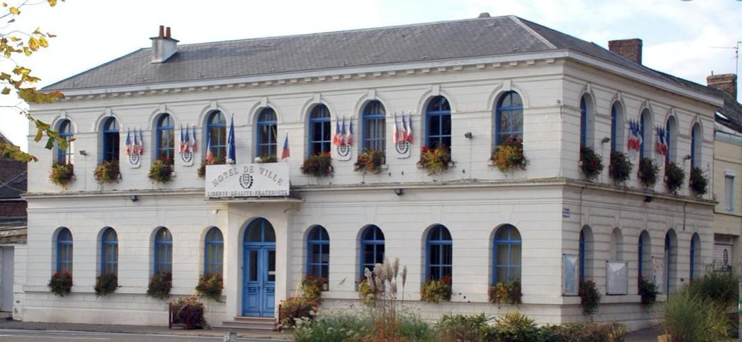 Hergnies Mairie