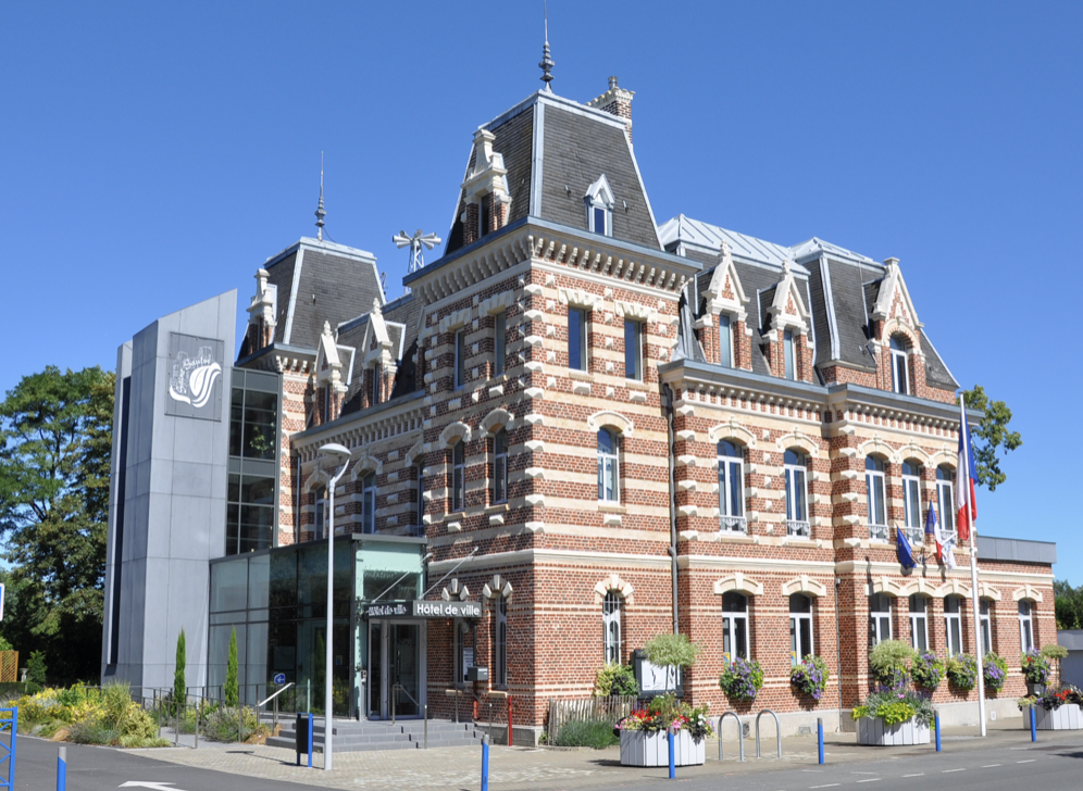 Saint Saulve Mairie