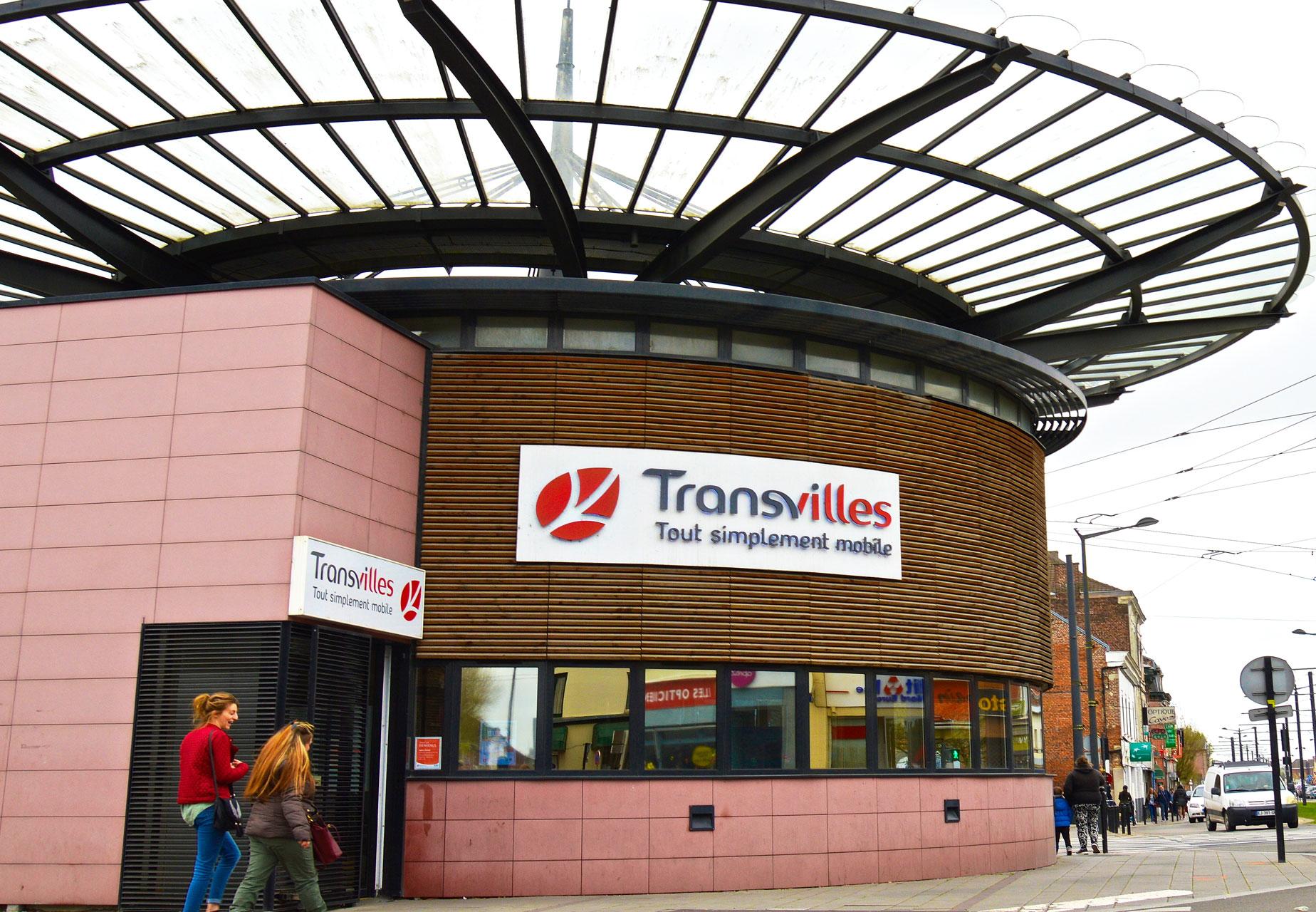 Agence Transvilles à l'Espace Villars de Denain