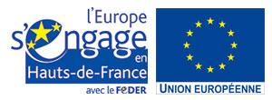 Logo du FEDER - financement européen