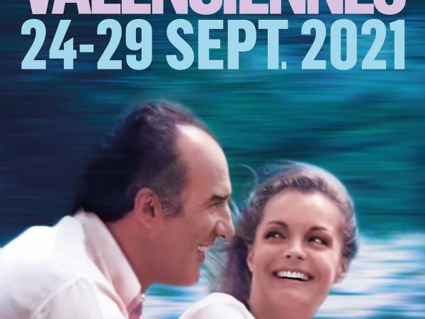 Affiche festival de cinéma de Valenciennes 2021