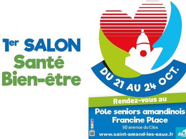 Salon Sainté et Bien-être Saint-Amand-les-Eaux